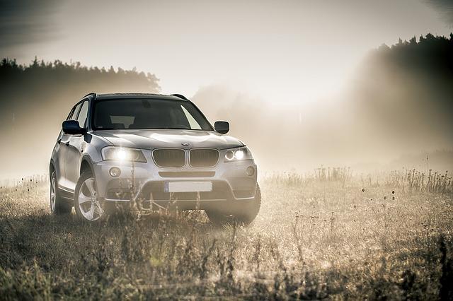 Nowy, efektowny SUV od BMW